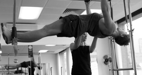pilates for strength