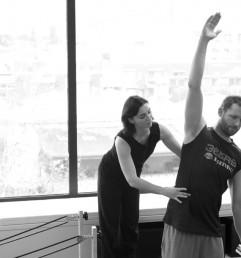 Adelaide pilates instructor
