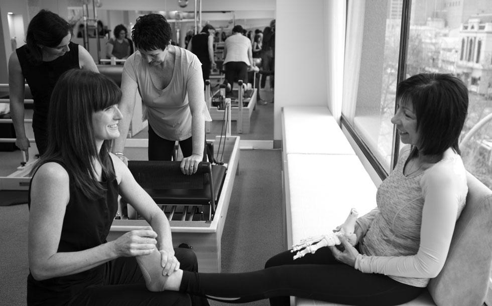 Melissa Laing Pilates studio Adelaide
